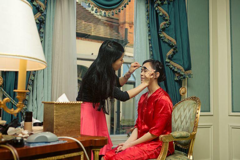 Mandarin oriental Wedding Photography 003