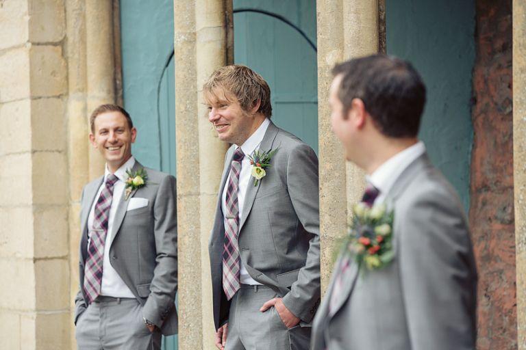Andrew and Hannah Portmeirion Wedding Photography-3
